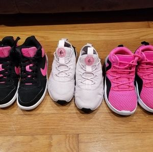 Girls bundle of shoes.